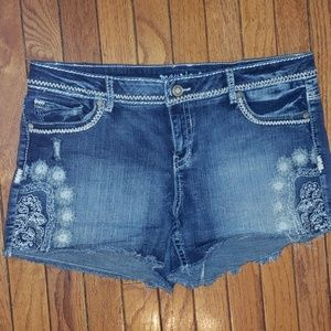 Front/Back Desgn Maurices Shorts